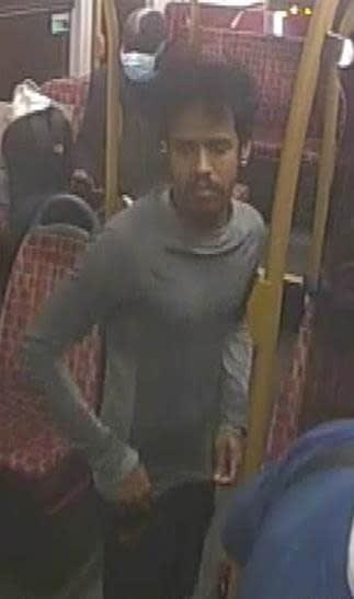 Police appeal to trace man who exposed himself on 133 bus