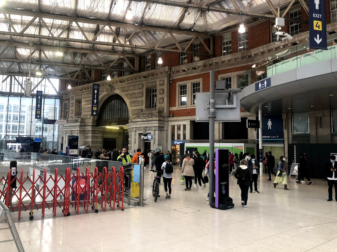 Four artists shortlisted for Waterloo Station's Windrush Monument