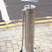 Public bicycle pump installed in Kennington Road