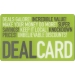 DealCard offers discounts to London Bridge workers