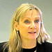 Actress Lesley Sharp visits Globe Academy