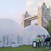 Big Dance Bubble in Potters Fields Park