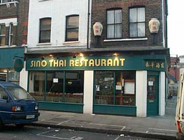 Sino Thai Restaurant