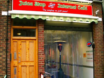 Juice Stop Internet Cafe