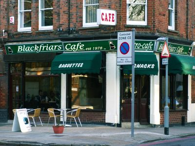 Blackfriars Cafe