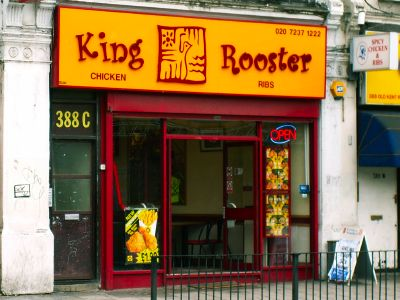 King Rooster