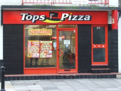 Tops Pizza
