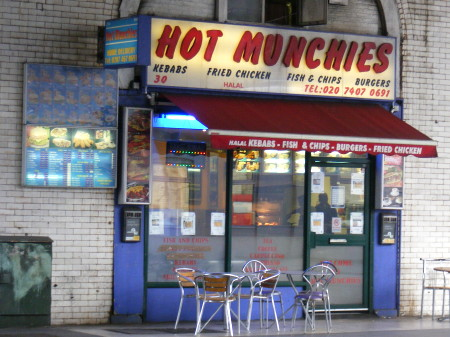 Hot Munchies