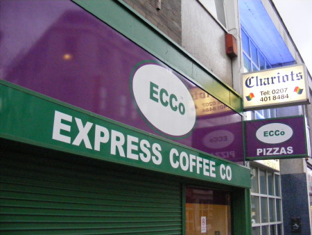 Express Coffee Co