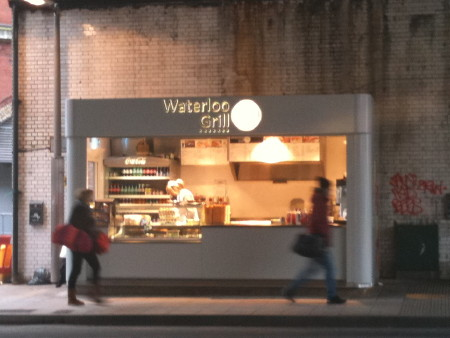 Waterloo Grill