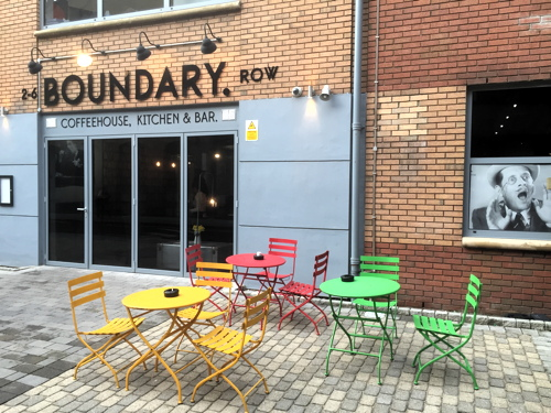 Boundary Row Coffeehouse, Kitchen & Bar
