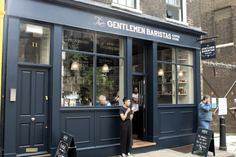 Gentlemen Baristas Coffee Store