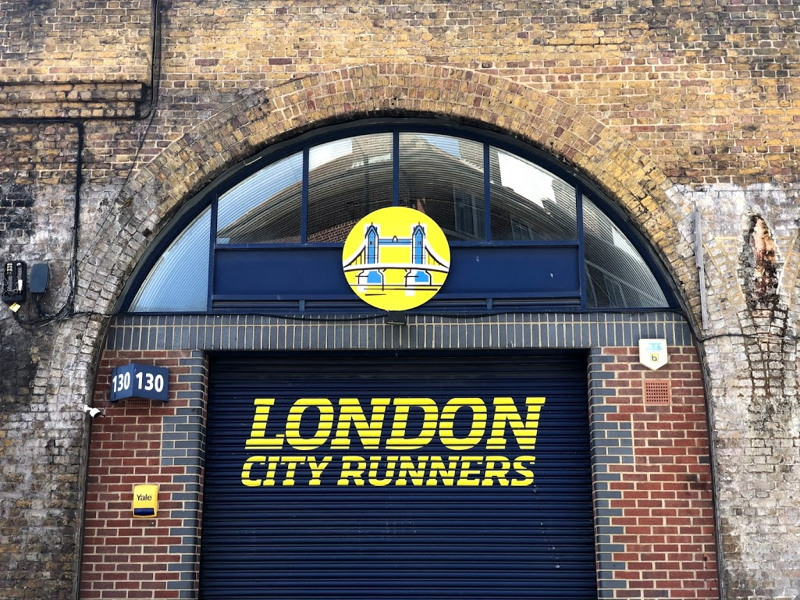 London City Runners Clubhouse
