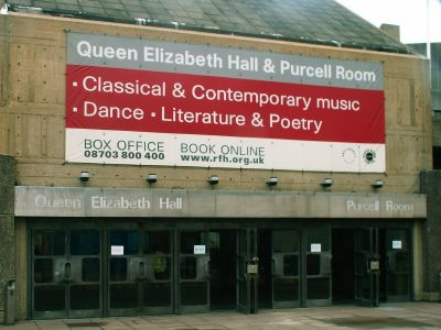 Queen Elizabeth Hall