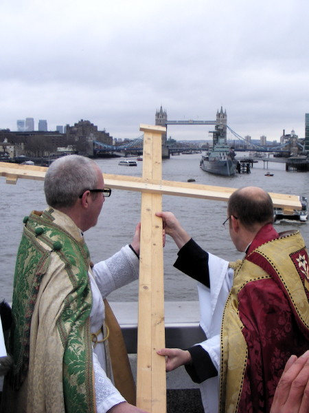 Blessing of the River Thames at